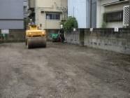 アスファルト舗装工事1