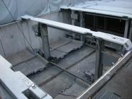 機械式駐車装置 解体工事2