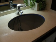 洗面器の交換工事