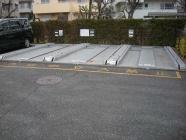 機械式駐車装置解体