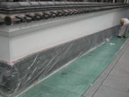 外壁の塗装塗り替え工事