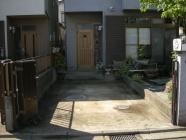2段式駐車装置の解体工事