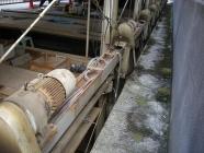駐車場の電気制御システム変更に伴う部品交換工事