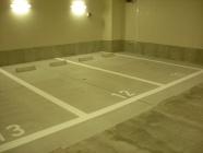 駐車場平面化工事
