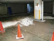 床石貼り施工前