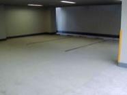 床石貼り施工後